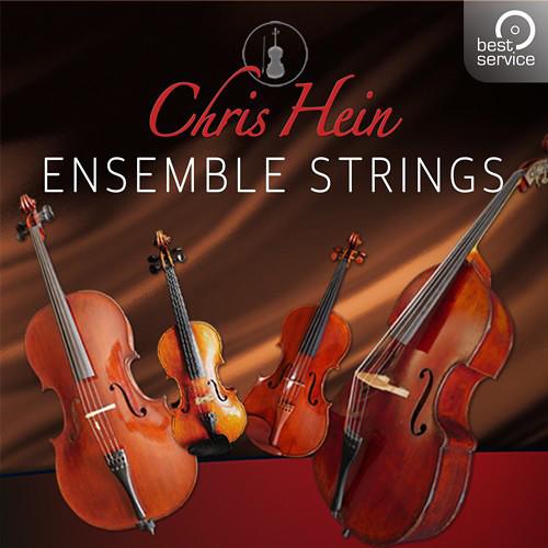 Best Service Chris Hein Ensemble Strings - Virtual Instrument (Download)