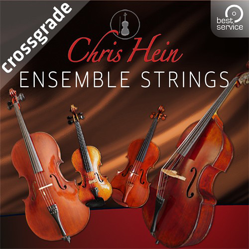 Best Service Chris Hein Ensemble Strings Crossgrade - Virtual Instrument (Download)