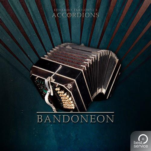 Best Service Accordions 2 - Single Bandoneon - Virtual Instrument Plug-In (Download)