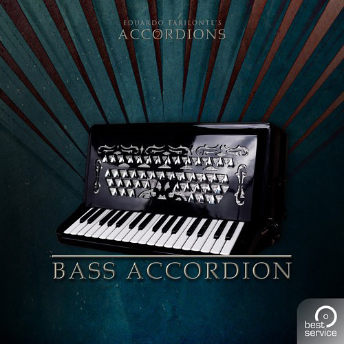 Best Service Accordions 2 - Single Bass Accordion - Virtual Instrument Plug-In (Download)