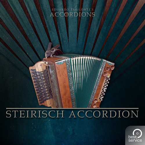 Best Service Accordions 2 - Single Steirisch Accordion - Virtual Instrument Plug-In (Download)