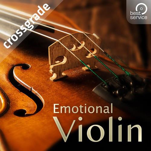 Best Service Emotional Violin Crossgrade - Virtual Instrument (Download)