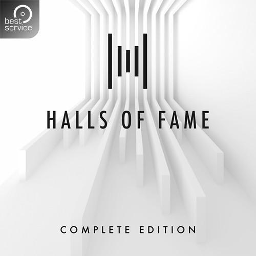 Best Service Halls of Fame 3 Complete Edition - Hardware Reverb Emulation Plug-In Bundle (Download)