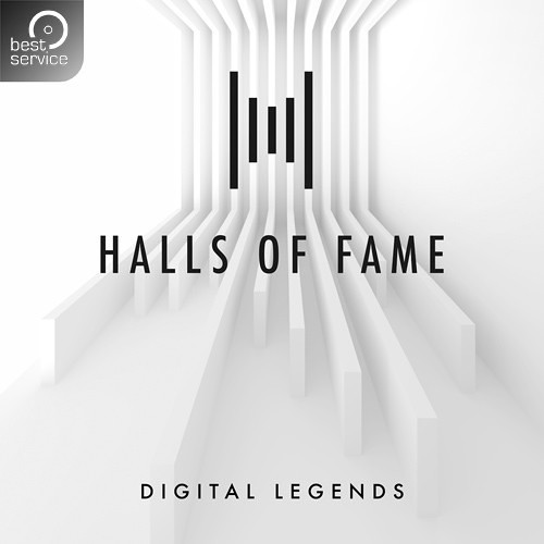 Best Service Halls of Fame 3 Digital Legends - Digital Hardware Reverb Plug-In (Download)