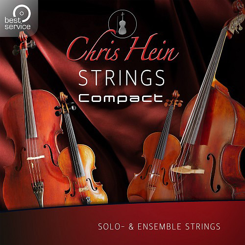 Best Service Chris Hein Compact Strings - Virtual Instrument (Download)