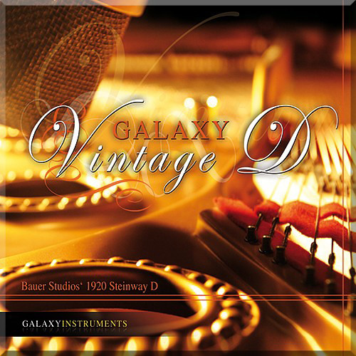 Best Service Galaxy Vintage D - Virtual Instrument (Download)