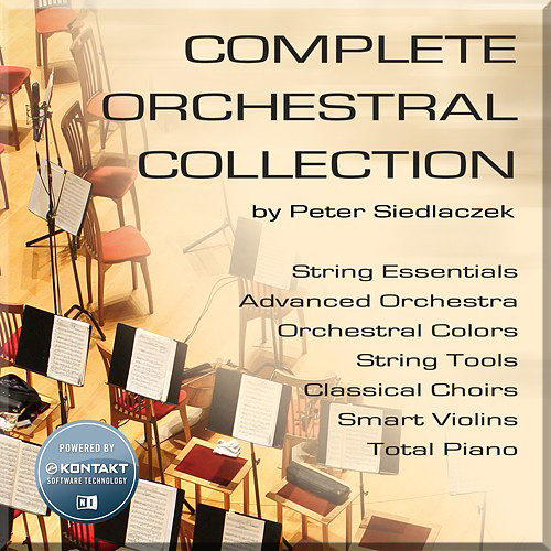 Best Service Complete Orchestral Collection - Virtual Instrument (Download)