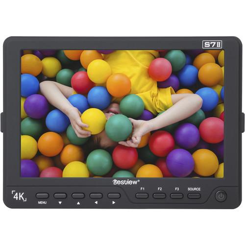 "Bestview S7II 7"" 4K-HDMI/3G-SDI Field Monitor"