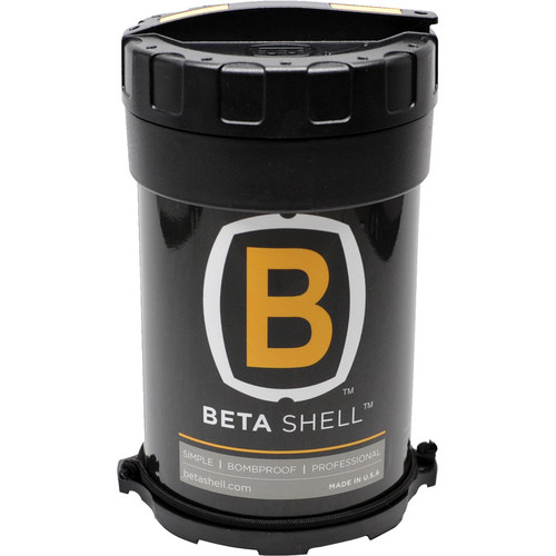 Beta Shell 5.120C Series 5C Compact Lens Case