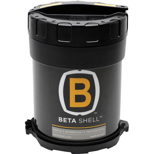 Beta Shell 5.90C Series 5C Compact Lens Case