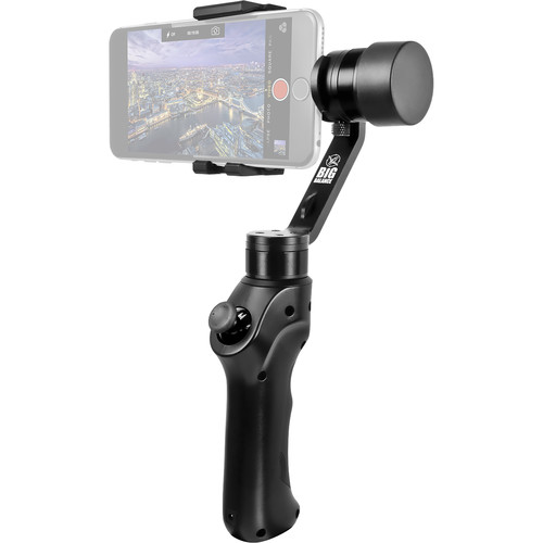 Big Balance HUSKY HY3M Plus 3-Axis Handheld Gimbal for Smartphone & GoPro