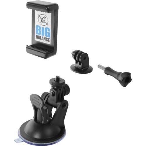 Big Balance GA7 Smartphone Suction Mount