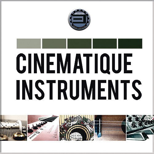 Big Fish Audio Cinematic Instrument 1 - Virtual Instrument (Download)