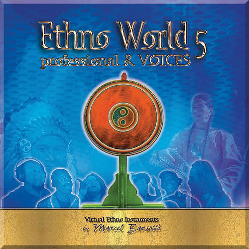 Big Fish Audio Ethno World 5 Professional and Voices with Kontakt Player 5 (Download)