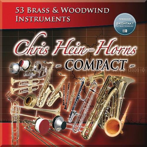 Big Fish Audio Chris Hein Horns Compact with Kontakt 5 Player (Download)