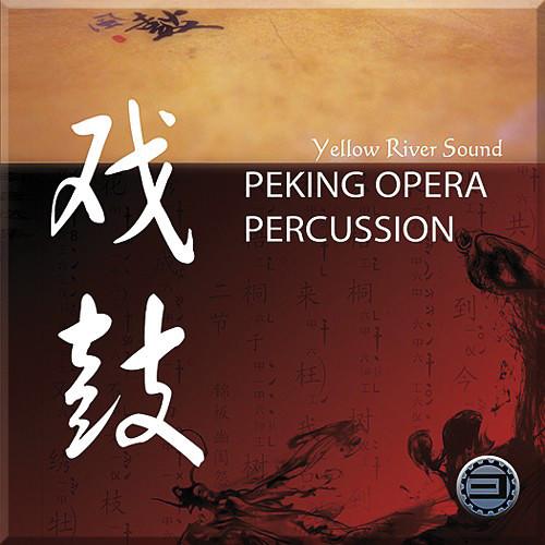 Big Fish Audio Peking Opera Percussion - Virtual Instrument (Download)