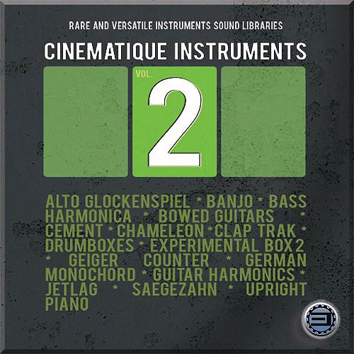 Big Fish Audio Cinematic Instrument 2 - Virtual Instrument (Download)