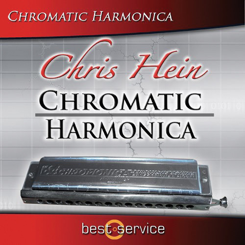 Big Fish Audio Chris Hein Chromatic Harmonica for Kontakt 5 (Download)