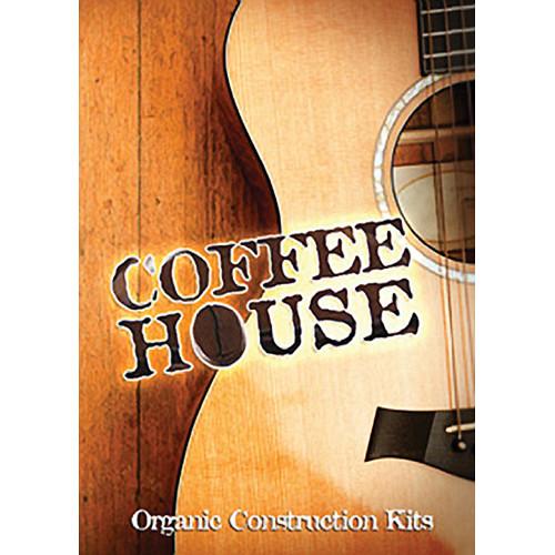 Big Fish Audio Coffeehouse Organic Construction Kit