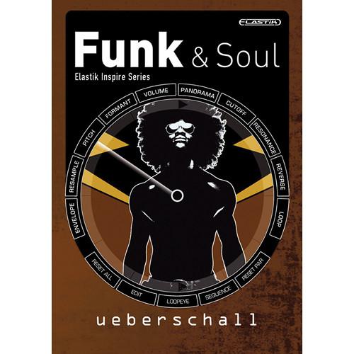 Big Fish Audio Funk & Soul: Elastik Inspire Series DVD (Plug-In & WAV Format)