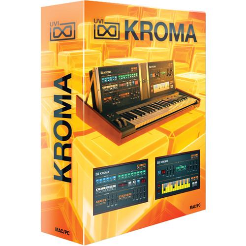 Big Fish Audio Kroma Virtual Instrument (Download)
