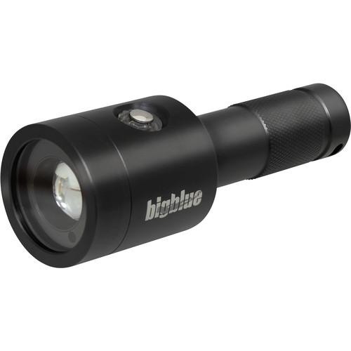Bigblue AL1100 Video Light with Auto-Flash-Off Light (Black)