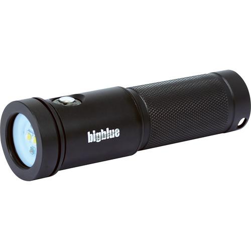 Bigblue Black Molly LED Dive Light