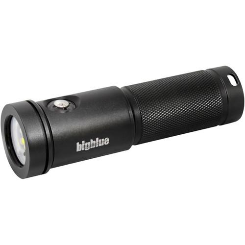 Bigblue AL1800XWP Black Molly 2 Tri-Color LED Dive Light (Black)