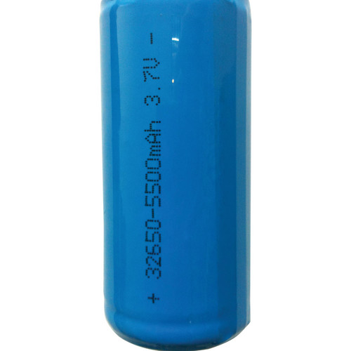 Bigblue Lithium-Ion Rechargeable Battery Cell for LED Dive Lights (3.7V, 5500mAh)