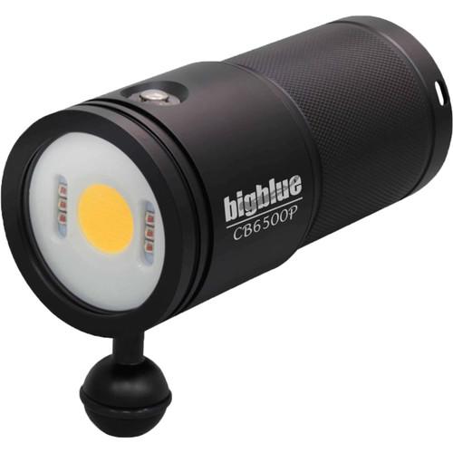 Bigblue 6500-Lumen Video Dive Light