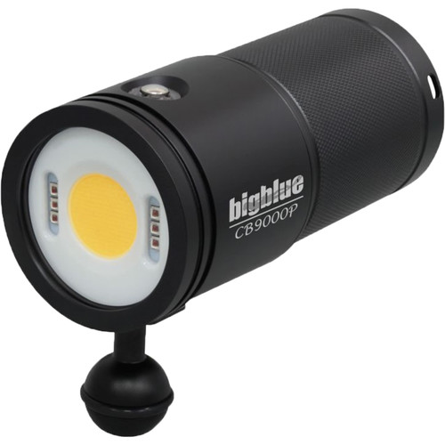 Bigblue 9000-Lumen Video Dive Light
