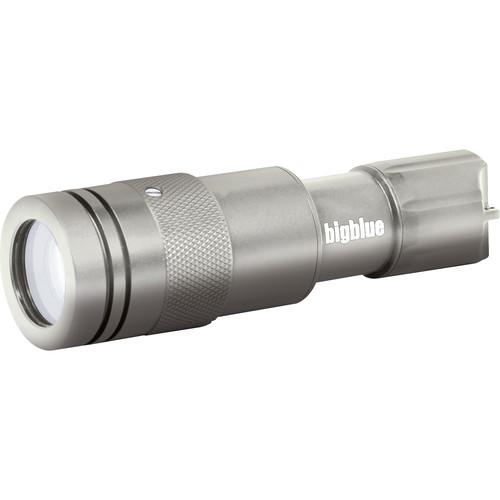 Bigblue CF450 Dive Light (Silver)