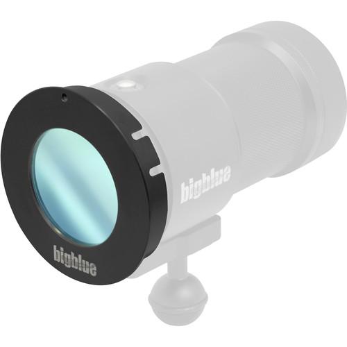Bigblue External Fluoro Filter for VL15000P-Pro Mini & VL15000P-Pro Mini TC Dive Lights