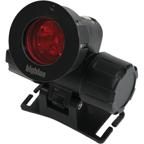 Bigblue External Red Color Filter for HL1000N LED Dive Light