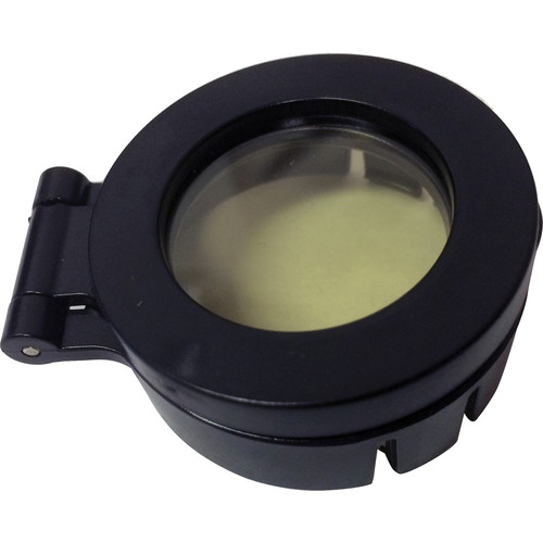 Bigblue External Yellow Color Filter for AL1100WP, AL1100XWP, AL2600XWP, HL450XW, and HL1000XW LED Dive Lights