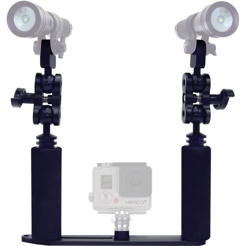 Bigblue Go Pro Kit 1000 for AL1000WP or AL1000XWP Dive Lights