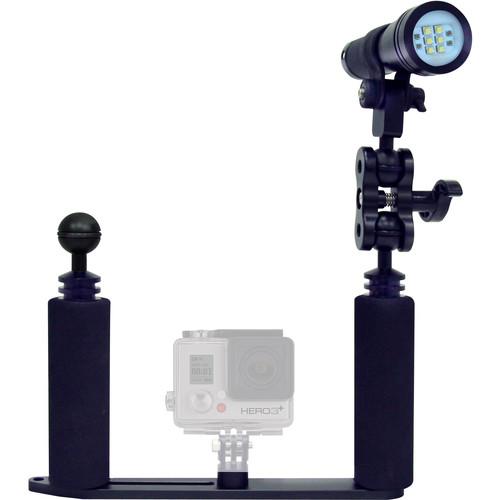 Bigblue GP3500 Kit for GoPro Camera and Dive Light