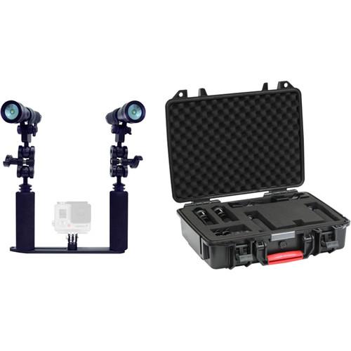 Bigblue GoPro Tray Kit Set