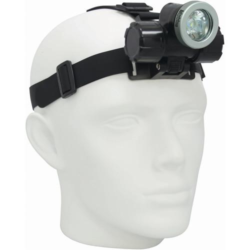 Bigblue 1000N Head-Mounted Light (Black)