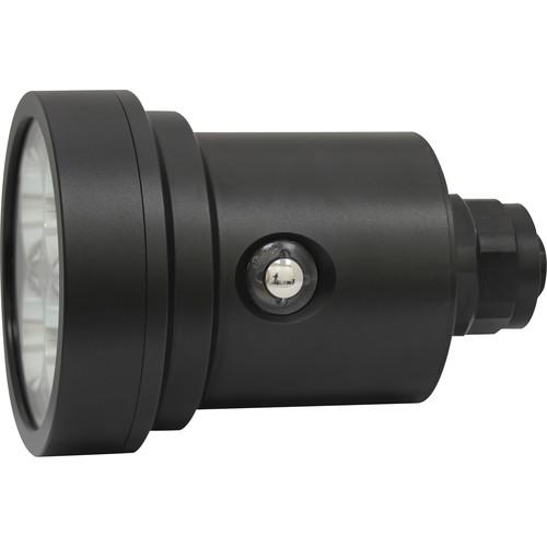 Bigblue TL4800PC-SLIM Technical LED Dive Light Head (Black)