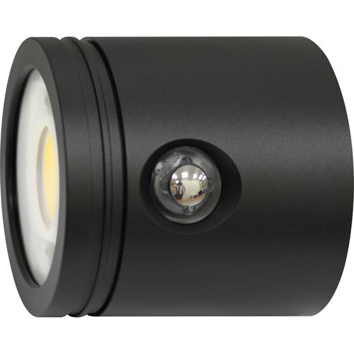 Bigblue VL6000P Video LED Dive Light Head (Black)
