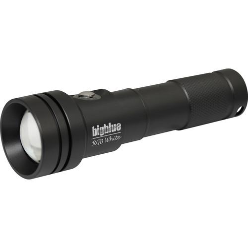 Bigblue RGB-White LED Dive Light