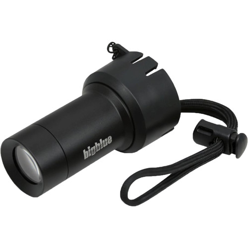 Bigblue Snoot35 Adapter for 1200-II Series (2019) Dive Light