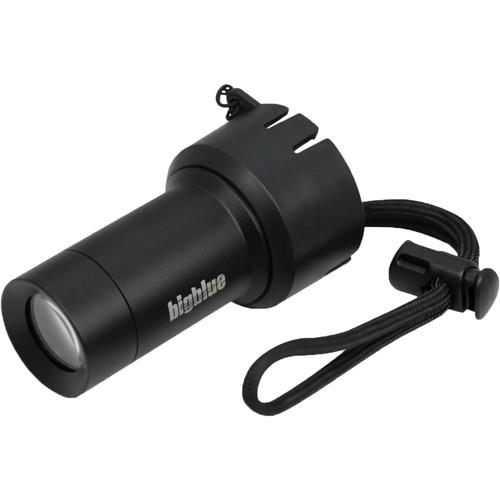 Bigblue Snoot35 Adapter for 1200-II Series (2019) Dive Light