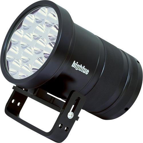 Bigblue TL18000P 18000 Lumens Technical Light (Black)