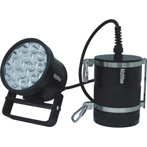 Bigblue TL18000PC 18000 Lumens Canister Technical Light (Black)