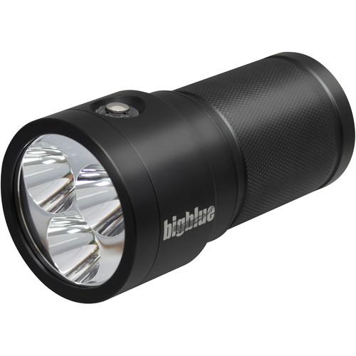 Bigblue TL3100P Supreme Technical LED Dive Light