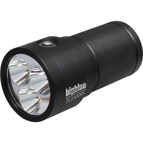 Bigblue TL3500P Supreme Technical LED Dive Light