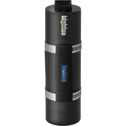 Bigblue TL4800PC-SLIM Canister for Dive Light (Black)