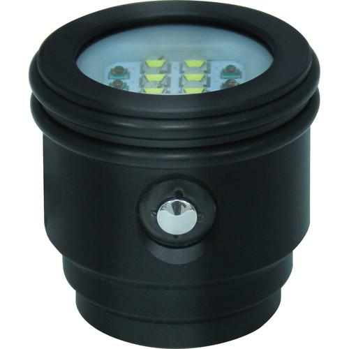 Bigblue VL2800P Video Dive Light Head (Black)